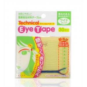 Koji - Technical Eye Tape (Wide Type)