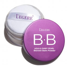 Aqua Shiny Pearl BB Powder (02 Natural Beige)