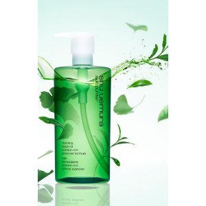 Shu Uemura: Skin Purifier - Premium A/O Cleansing Oil (Green 450ml)