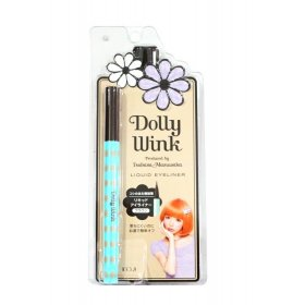 Dolly Wink - Liquid Eyeliner - Brown (Waterproof)