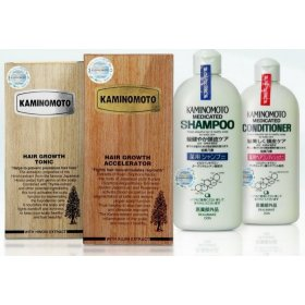 KAMINOMOTO - Medicated Hair Conditioner B&P