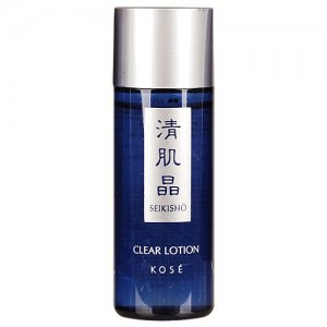 SAmPlE DaY: KOSE - Seikisho Clear Lotion
