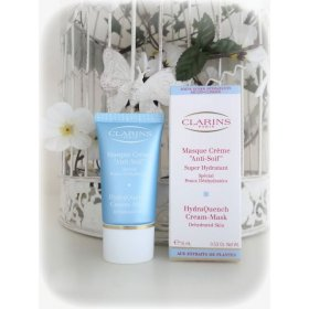 CLARINS - Masque Creme Anti-Soif HydraQuench Cream-Mask (15ml)