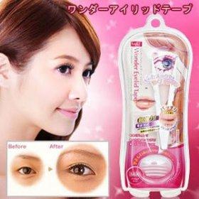 D.U.P - Wonder Eyelid Tape Natural Double Eyelid