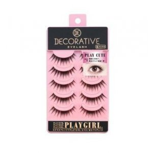 Decorative Eyelash - Play Cute (Choose Type)