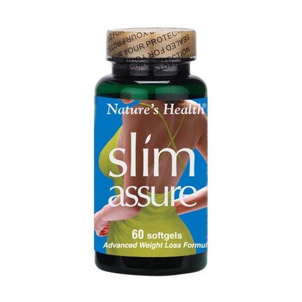 Slim Assure (60 Softgels) - Slimming Supplement