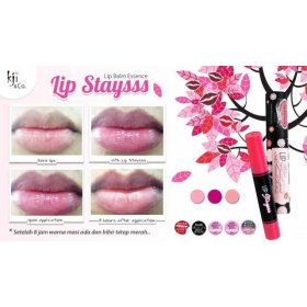 Lip Staysss - Lip Balm Essence (Peach)