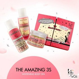 The Amazing 3s - Beauty Wawa Set