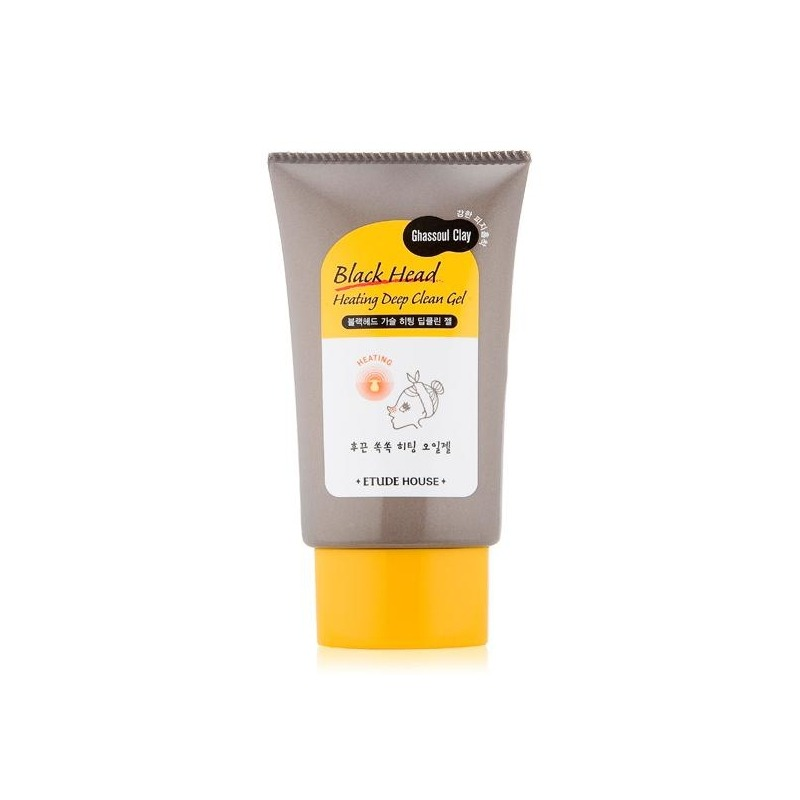 etude blackhead ghassoul heating deep cleansing gel